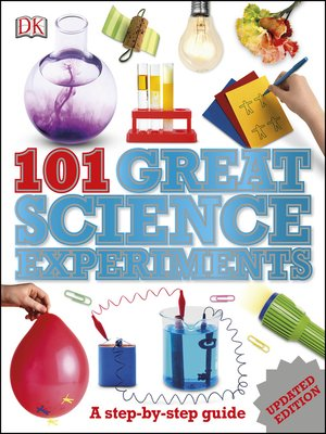 cover image of 101 Great Science Experiments